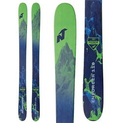 Nordica Enforcer 110 Skis - 2018