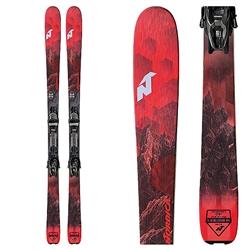 Nordica Navigator 80 CA Skis W/ TP2 10 Bindings Red - 2019