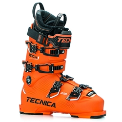 Tecnica Mach1 130 LV Ski Boots Orange - 2019