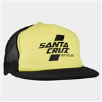 Santa Cruz Parallel Trucker Hat