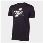 Santa Cruz Parallel Tee Shirt
