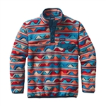 Patagonia Lightweight Synch Snap-T Pullover - Boys