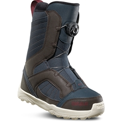 ThirtyTwo Kids Boa Women's Snowboard Boots Brown/Navy - 2019
