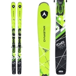 Dynastar Powertrack 79 Ca Fluid Skis W/Xpress 11 Bindings - 2017