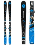 Dynastar Powertrack 79 Skis With NX 11 B83 Bindings 2016