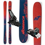 Nordica Enforcer 100 Skis  2016/2017