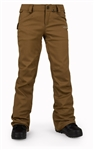 Volcom Species Stretch Pant Copper - Women's