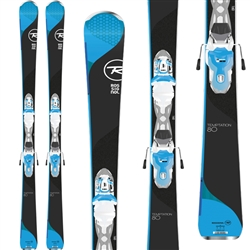 Rossignol Temptation 80 Women's Skis w/Xpress 11 W B83 Bindings - 2018