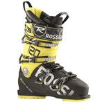 Rossignol Allspeed 120 Ski Boot 2016 Black/Yellow