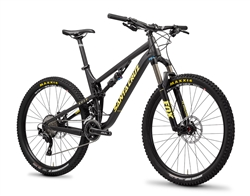 Santa Cruz 5010 S Full Suspension Mountain Bike - 2017