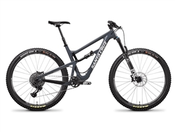 Santa Cruz Hightower LT S-Kit Full Suspension Mountain Bike - 2018