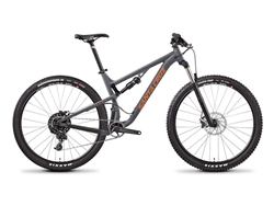 Santa Cruz Tallboy D+ Full Suspension Mountain Bike - 2017