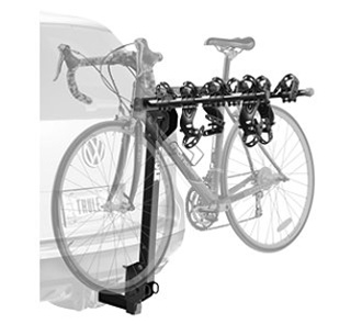 thule 914 xt roadway 4 four bike carrier hitch rack. Black Bedroom Furniture Sets. Home Design Ideas
