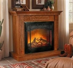 Comfort Flame Electric Fireplace Metro Large