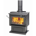 Century Heating Medium Wood Stove FW2700