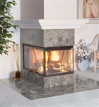FMI Products Wood Fireplace Monterey