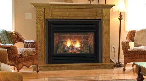 Monessen Vent Free Gas Fireplace DFS Series