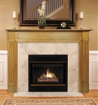 Pearl Mantels Williamsburg Fireplace Mantel Surround