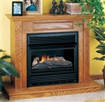 Vantage Hearth Electric Fireplace Compact