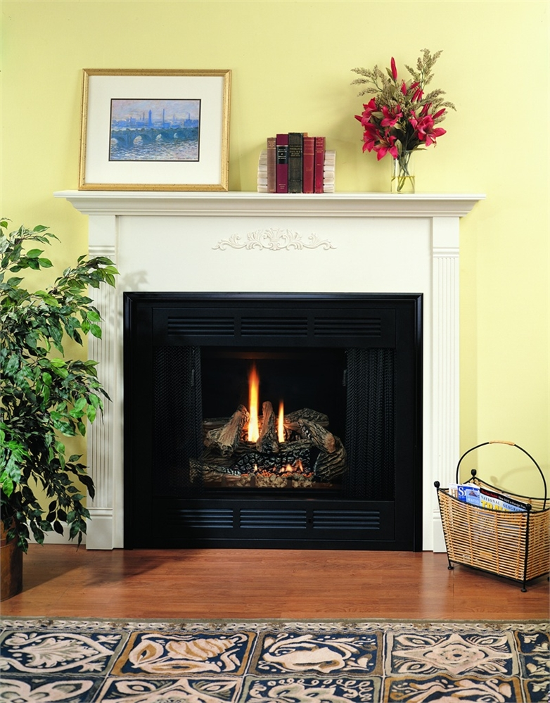 Vantage Hearth Direct Vent Gas Fireplace Standard Versafire