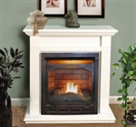 Vantage Hearth Electric Fireplace Mini