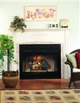 Vantage Hearth Wood Fireplace Performance Traditional