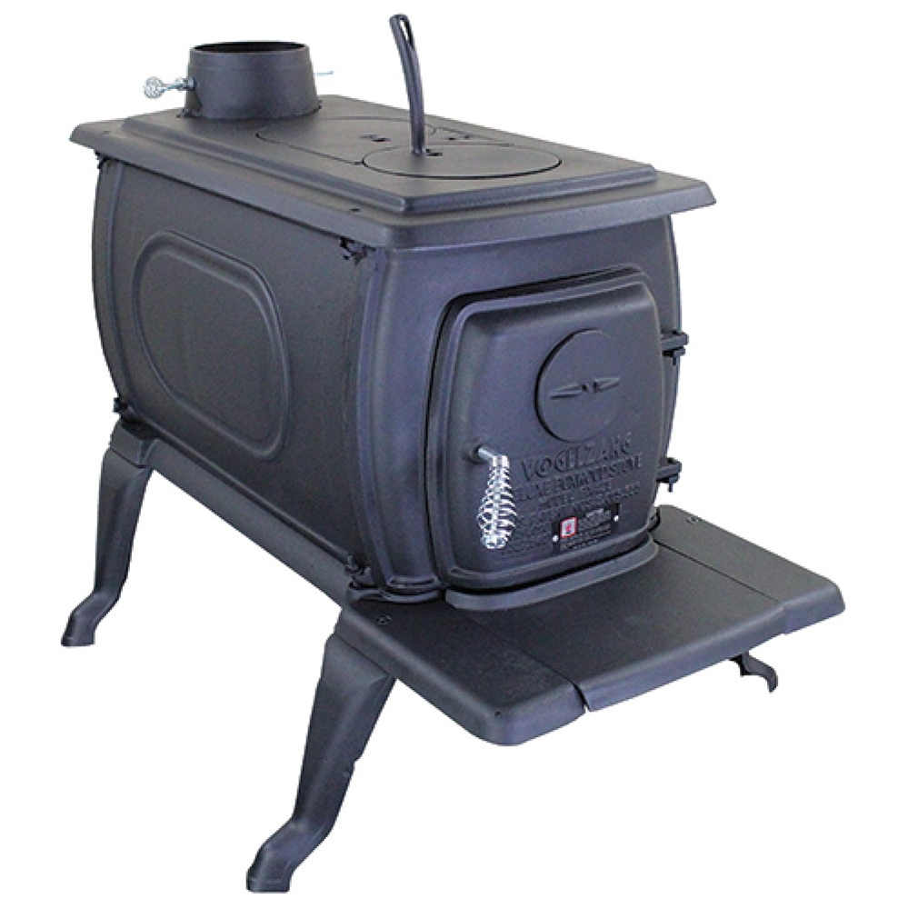 Sale ... - Fireplaceinsert.com,Vogelzang Cast Iron Wood Stove Deluxe Boxwood