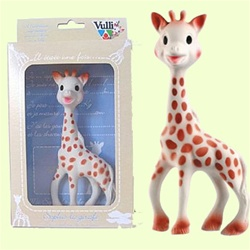 Vulli Sophie The Giraffe