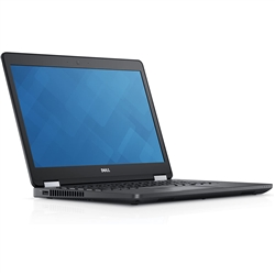 <b>Dell Latitude 14 E5470</b> Intel Core i7 (Dual Core) 2.6GHz, 8GB, 256GB SSD, 14in HD (1366x768) Display, Win 10 Pro 64-bit Off-Lease Laptop