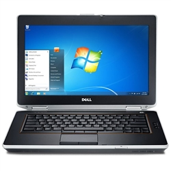 <b>Dell Latitude E6420</b> Intel Core i5 (Dual Core) 2.6GHz, 8GB, DVD, 320GB HD, 14in HD (1366x768) Display, Off-Lease Laptop