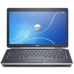 <b>Dell Latitude E6430 Laptop</b> Intel Core i7 (Dual Core) 3.0GHz, 8GB, DVD-RW, 128GB SSD, 14in HD (1366x768) Display, Win 10 Pro 64-bit Off-Lease Laptop