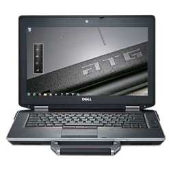 <b>Ruggedized Dell Latitude E6430 ATG</b> Intel Core i5 (Dual Core) 2.6GHz, 8GB, DVD-RW, 320GB HD, Off-Lease Laptop