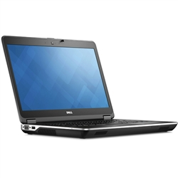 <b>Dell Latitude E6440</b> Intel Core i7 (Dual Core) 2.9GHz, 8GB, DVD, 120GB SSD, 14in HD (1366x768) Display, Win 10 Pro 64-bit Off-Lease Laptop