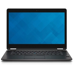 <b>Dell Latitude 14 E7470</b> Intel Core i5 (Dual Core) 2.4GHz, 8GB, 256GB SSD, 14in HD (1366x768) Display, Off-Lease UltraBook Laptop