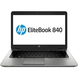 "<b>HP EliteBook 840 G1 Ultrabook</b> Intel Core i5 4300U 1.9GHz, 8GB, 240GB SSD, 14"" HD Display, Win 10 Pro 64-bit OS, Off-Lease Laptop"