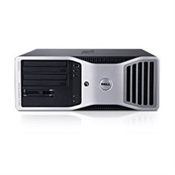 <b>Dell Dell Precision T3500</b> Intel Xeon Quad Core 2.8GHz, 12GB, DVD-RW, 3TB HD, Desktop Off-Lease PC