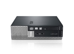 <b>Dell OptiPlex 790</b> Intel Core i5 (Quad Core) 2.5GHz, 8GB, DVD, 250GB HD, Ultra Small Form Factor Off-Lease PC