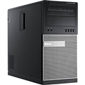 <b>Dell Optiplex 9010</b> Intel Core i7 (Quad-Core) 3.4GHz, 8GB, DVD-RW, 500GB HD, Minitower Off-Lease PC
