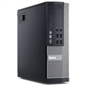 <b>Dell OptiPlex 9020</b> Intel Core i7 (Quad Core) 3.4GHz, 8GB, DVD-RW, 500GB HD, Small Form Factor Off-Lease PC w/Win 10 Pro 64-bit OS