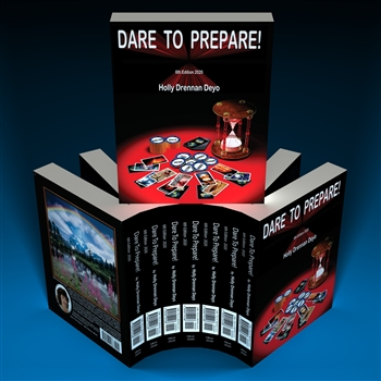 """Dare To Prepare"" book by Holly Deyo"