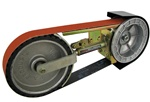 "Multitool 8CW 8"" Contact Wheel Grinder Attachment"