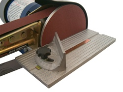 Multitool Disc Grinder / Miter Table Attachment