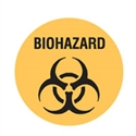 FLOOR SIGN BIOHAZARD