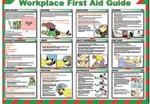 First Aid Guide - Workplace - Workplace Safety Posters