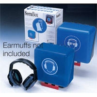 BLUE HEARING PROTECTION - MIDI STORAGE BOXES