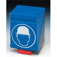 BLUE FACESHIELD PROTECTION - MAXI STORAGE BOXES