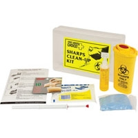 SHARPS CLEAN UP KIT
