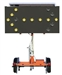 Trailer Mounted LED Arrow Board