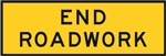 End Roadwork