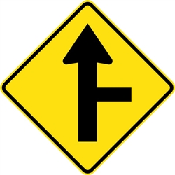 Side Road Junction